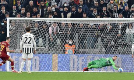 Serie A | Juventus 1-0 Roma: Kean, chaos and spot-kick decisive