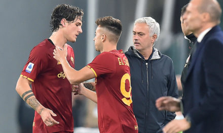 Roma: Tests rule out injury for Zaniolo