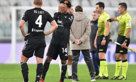 ¿El colapso de la Juventus acaba con las esperanzas de título de Allegri?