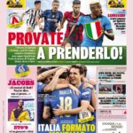 Today's Papers – Italy see off Belgium, France win Nations League
