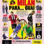 Today's Papers – Milan cursed, De Ligt like CR7