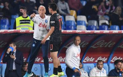 Domenichini: 'Spalletti always had full confidence in Insigne'