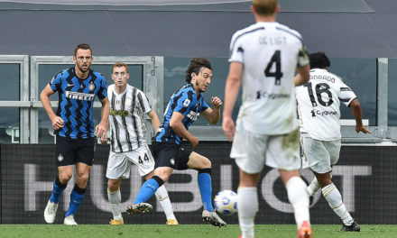 Probable line-ups: Inter vs. Juventus