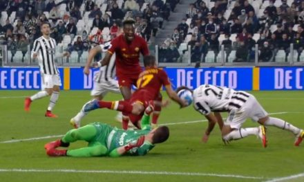 Juve-Roma ref controversy: Mkhitaryan passed the ball to Abraham with his hand