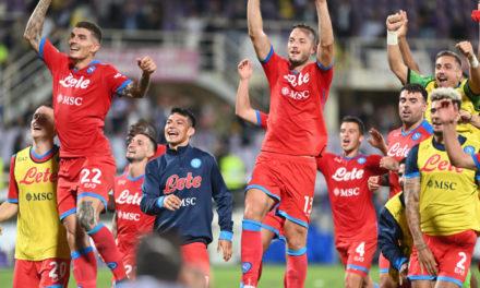 Maradona would be proud of Napoli's perfect start