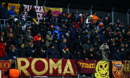 Roma and Lazio fans accused of racism