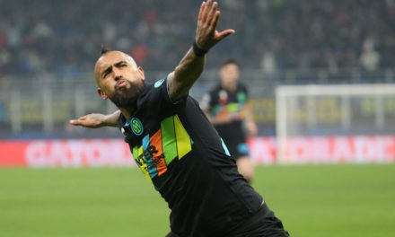 Vidal: 'I want to win more with Inter'